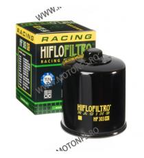 HIFLO - FILTRU ULEI RACING HF303RC 300-303RC HIFLOFILTRO Hiflo 51,00lei 46,00lei 42,86lei 38,66lei product_reduction_percent