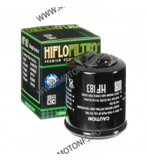 HIFLO - FILTRU ULEI HF183 300-183 HIFLOFILTRO Hiflo Filtru Ulei 21,00lei 21,00lei 17,65lei 17,65lei