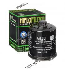 HIFLO - FILTRU ULEI HF197 300-197 HIFLOFILTRO Hiflo Filtru Ulei 34,00lei 34,00lei 28,57lei 28,57lei