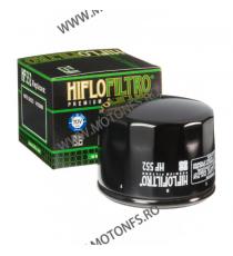 HIFLO - FILTRU ULEI HF552 300-552 HIFLOFILTRO Hiflo Filtru Ulei 37,00lei 37,00lei 31,09lei 31,09lei