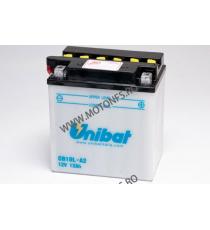 UNIBAT - Acumulator cu intretinere CB10L-A2-SM (Yuasa: YB10L-A2) U295-232-SM UNIBAT Baterii UNIBAT 250,00lei 225,00lei 210,...