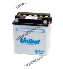 UNIBAT - Acumulator cu intretinere CB10L-B2-SM (Yuasa: YB10L-B2) U295-235-SM UNIBAT Baterii UNIBAT 255,00lei 230,00lei 214,...