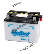 UNIBAT - Acumulator cu intretinere CB4L-B-SM (Yuasa: YB4L-B) U295-299-SM UNIBAT Baterii UNIBAT 95,00lei 95,00lei 79,83lei ...