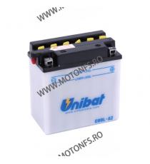 UNIBAT - Acumulator cu intretinere CB9LA2 (Yuasa: YB9L-A2) (Nu contine acid) U295-227 UNIBAT Baterii UNIBAT 165,00lei 149,00...