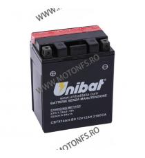 UNIBAT - Acumulator fara intretinere CBTX14AH-BS (Yuasa: YTX14AH-BS) U295-343-BS UNIBAT Baterii UNIBAT 385,00lei 347,00lei ...