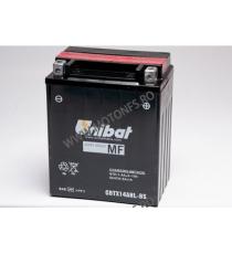 UNIBAT - Acumulator fara intretinere CBTX14AHL-BS (Yuasa: YTX14AHL-BS) U295-344-BS UNIBAT Baterii UNIBAT 355,00lei 320,00le...