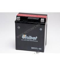 UNIBAT - Acumulator fara intretinere CBTX7L-BS (Yuasa: YTX7L-BS) U295-324-BS UNIBAT Baterii UNIBAT 145,00lei 130,00lei 121,...