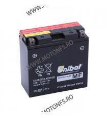 UNIBAT - Acumulator fara intretinere CT14B-BS (Yuasa: YT14B-BS) U295-653-BS UNIBAT Baterii UNIBAT 280,00lei 252,00lei 235,2...
