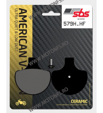 SBS - Placute frana AMERICAN V-TWIN - CERAMIC 579H.HF 570-579-1 SBS SBS 108,00lei 108,00lei 90,76lei 90,76lei
