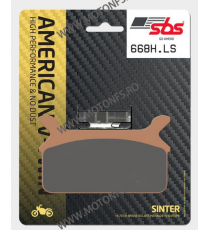 SBS - Placute frana AMERICAN V-TWIN - SINTER 668H.LS 585-668-1 SBS SBS 275,00 lei 248,00 lei 231,09 lei 208,40 lei product_re...