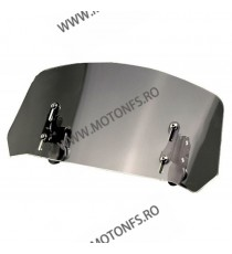 UNIVERSAL WINDSCREEN - WIND DEFLECTOR / SPOILER - NC4 DFL-NC4 Motorcyclescreens Wind Deflectors Spoiler 260,00lei 260,00lei...