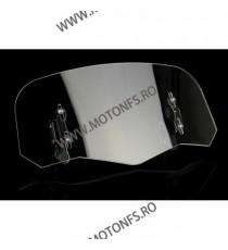 UNIVERSAL WINDSCREEN - WIND DEFLECTOR / SPOILER - ZR2 DFL-ZR2 Motorcyclescreens Wind Deflectors Spoiler 260,00lei 260,00lei...