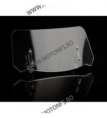 UNIVERSAL WINDSCREEN - WIND DEFLECTOR / SPOILER - ZB2 DFL-ZB2 Motorcyclescreens Wind Deflectors Spoiler 260,00lei 260,00lei...