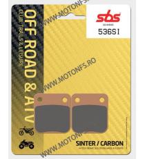SBS - Placute frana OFFROAD - SINTER 536SI 550-536 SBS SBS 105,00lei 105,00lei 88,24lei 88,24lei