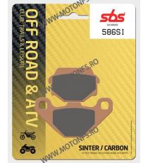 SBS - Placute frana OFFROAD - SINTER 586SI 550-586 SBS SBS 105,00lei 105,00lei 88,24lei 88,24lei