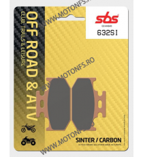 SBS - Placute frana OFFROAD - SINTER 632SI 550-632 SBS SBS 112,00lei 112,00lei 94,12lei 94,12lei