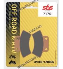SBS - Placute frana OFFROAD - SINTER 717SI 550-717 SBS SBS 105,00lei 105,00lei 88,24lei 88,24lei