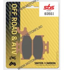 SBS - Placute frana OFFROAD - SINTER 835SI 550-835 SBS SBS 105,00lei 105,00lei 88,24lei 88,24lei