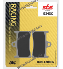 SBS - Placute frana RACING - DUAL CARBON 634DC 560-634-4 SBS SBS 210,00 lei 189,00 lei 176,47 lei 158,82 lei product_reductio...
