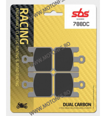SBS - Placute frana RACING - DUAL CARBON 788DC 560-788-4 SBS SBS 315,00lei 315,00lei 264,71lei 264,71lei