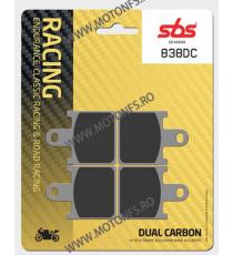 SBS - Placute frana RACING - DUAL CARBON 838DC 560-838-4 SBS SBS 315,00lei 315,00lei 264,71lei 264,71lei