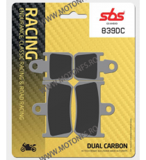 SBS - Placute frana RACING - DUAL CARBON 839DC 560-839-4 SBS SBS 315,00lei 315,00lei 264,71lei 264,71lei