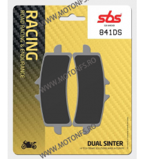 SBS - Placute frana RACING - DUAL SINTER 841DS 560-841-6 SBS SBS 678,00 lei 678,00 lei 569,75 lei 569,75 lei