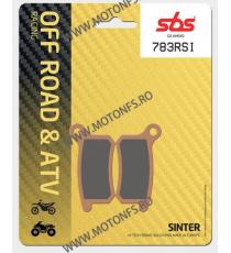 SBS - Placute frana RACING OFFROAD - SINTER 783RSI 560-783-5 SBS SBS 140,00lei 140,00lei 117,65lei 117,65lei