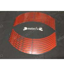 Banda Janta Moto Reflectorizanta Rosu B834 B834-7  BANDA DE JANTA  25,00lei 19,00lei 21,01lei 15,97lei product_reduction_...