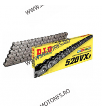 DID - Lant 520VX3 cu 096 zale - X-Ring ZB 1-460-096  Lant 520 296,00lei 296,00lei 248,74lei 248,74lei