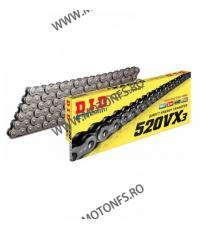 DID - Lant 520VX3 cu 120 zale - X-Ring ZB 1-460-120  Lant 520 369,00lei 369,00lei 310,08lei 310,08lei
