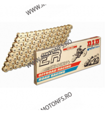 DID - Lant Racing 520ERV3 cu 114 zale - [Gold] X-Ring 1-492-114  Lant 520 743,00lei 743,00lei 624,37lei 624,37lei