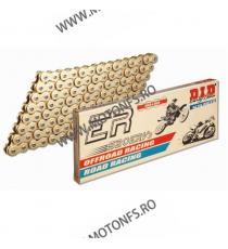 DID - Lant Racing 520ERV3 cu 122 zale - [Gold] X-Ring 1-492-122  Lant 520 790,00lei 790,00lei 663,87lei 663,87lei