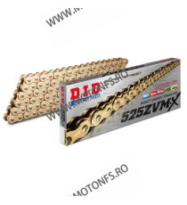 DID - Lant 525ZVM-X cu 102 zale - [Gold] X-Ring 1-559-102  Lant 525 539,00lei 539,00lei 452,94lei 452,94lei