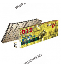 DID - Lant 50VX cu 112 zale - [Gold] X-Ring 1-655-112  Lant 530 452,00lei 452,00lei 379,83lei 379,83lei
