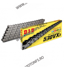 DID - Lant 530VX3 cu 110 zale - X-Ring 1-660-110  Lant 530 422,00lei 422,00lei 354,62lei 354,62lei