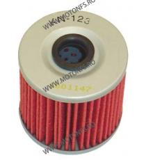 K&N - FILTRU ULEI KN123 (HF123) KN123  Filtru Ulei K&N 29,00lei 29,00lei 24,37lei 24,37lei