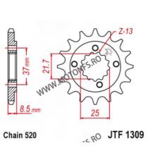 EMGO - Pinion (fata) JTF1309, 14 dinti - XR600R 1991- 101-462-14 EMGO Emgo Pinion 54,00lei 54,00lei 45,38lei 45,38lei