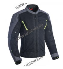 OXFORD - geaca textil DELTA 1.0 AIR BLACK GREY & FLUO L OX-TM193202L OXFORD Geci Oxford 559,00lei 559,00lei 469,75lei 469,...
