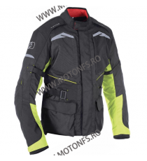 OXFORD - geaca textil QUEBEC BLACK/FLUO M OX-TM171102M OXFORD Oxford AllSeason 590,00lei 590,00lei 495,80lei 495,80lei