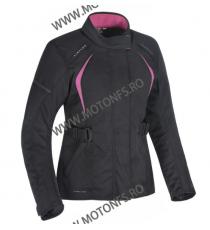 OXFORD - geaca dama textil DAKOTA 2.0 BLACK PINK 10 OX-TW18210210 OXFORD Oxford Dama 565,00lei 565,00lei 474,79lei 474,79lei