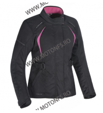 OXFORD - geaca dama textil DAKOTA 2.0 BLACK PINK 12 OX-TW18210212 OXFORD Oxford Dama 565,00lei 565,00lei 474,79lei 474,79lei