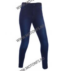 OXFORD - pantaloni textil SUPER JEGGINGS INDIGO (scurti) (28) 18 OX-TW189101S18 OXFORD Oxford Pantaloni Dama 475,00lei 475,0...