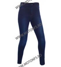 OXFORD - pantaloni textil SUPER JEGGINGS INDIGO (scurti) 16 OX-TW189101S16 OXFORD Oxford Pantaloni Dama 475,00lei 475,00lei...
