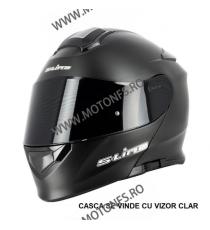 SIFAM - Casca S-LINE Flip-up S550 - NEGRU MAT, XXL SC-MS81F1006 SIFAM S550 Sifam Flip-up 649,00lei 649,00lei 545,38lei 545...