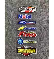 Set Autocolant / Stickere Pentru Moto ATV LJ514 LJ514  Autocolant / Stikare Carena 20,00lei 20,00lei 16,81lei 16,81lei