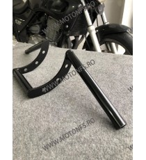 25mm Ghidon Universal moto Cafe Racer Dragstyle Dragbar BY9TH BY9TH  Ghidon 195,00lei 195,00lei 163,87lei 163,87lei