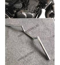 Ghidon Universal moto Cafe Racer Dragstyle Dragbar 22mm Lungimea 67cm 5V5IZ 5V5IZ  Ghidon 110,00lei 110,00lei 92,44lei 92,...