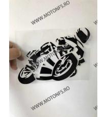 Autocolant / Sticker Moto / Auto Reflectorizante Stikere Carena Moto KQZQ7 KQZQ7  Autocolante Carena 10,00lei 10,00lei 8,40...
