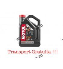 MOTUL - 7100 5W40 Transport Gratuita - 4L M4-087  MOTUL  260,00lei 234,00lei 218,49lei 196,64lei product_reduction_percent